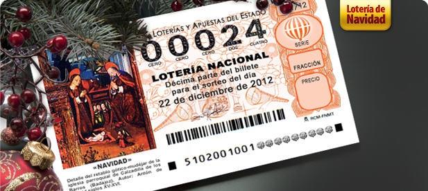 A 26 de Noviembre ya sólo nos quedan por delante 26 ilusionantes días para el Sorteo de Navidad 2012.    ¿Ilusionados? Nosotros por supuesto que sí :-)    http://www.ventura24.es/loteria-de-navidad/loteria-de-navidad-decimo.do?idpartner=social_source