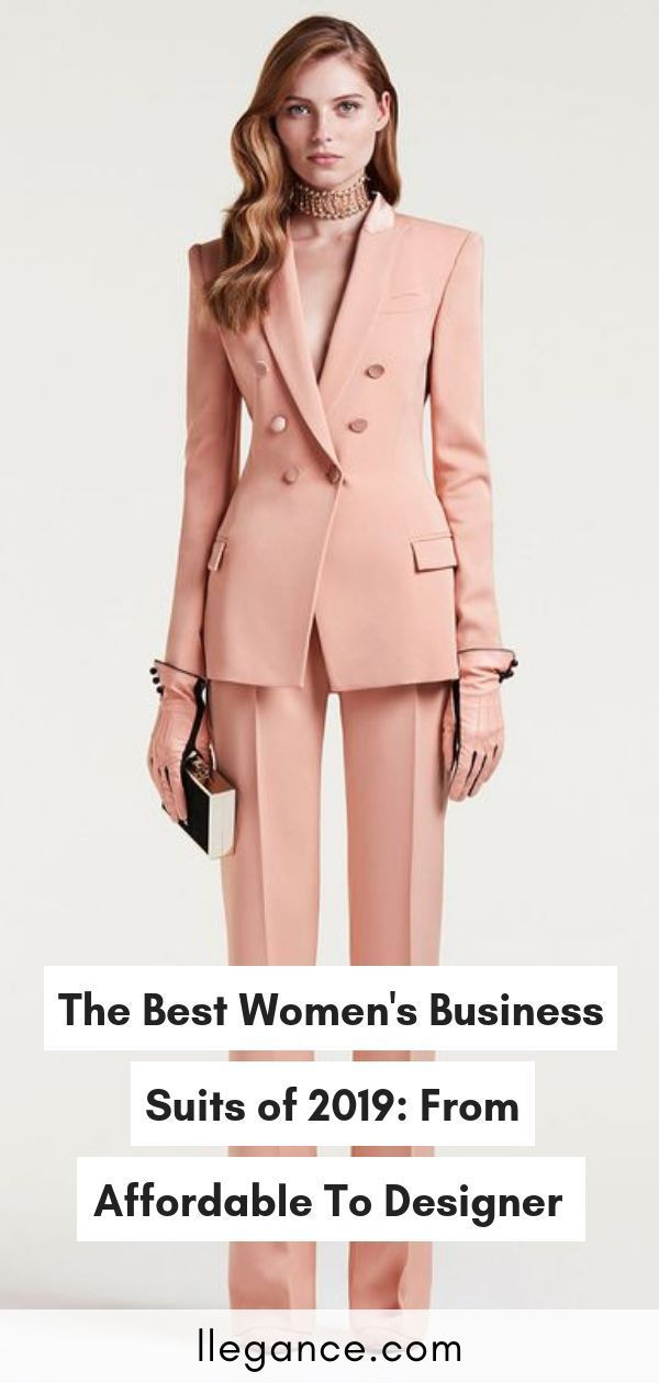 Best Women S Business Suits Affordable To Designer Womens Suits