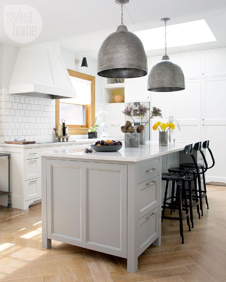 Bold and stylish 2016 kitchen design trends