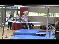 Gymnastics 2014 2015 / USAG LEVEL 3 : Bar, Beam, and Floor Routine / Sophia - YouTube