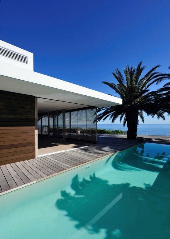 Best Infinity Pools Images On Pinterest Architecture - House cape town amazing infinity pool