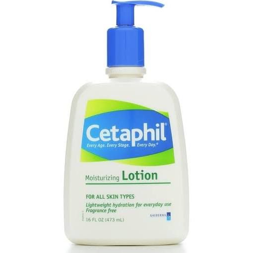 Oil free lotion