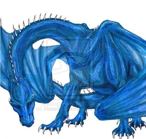 Saphira | Eragon | Pinterest