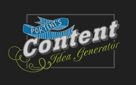 """""""Content Idea Generator: A Magical Tool to Help You Write"""" Thanks for sharing, @Gini Dietrich!"""
