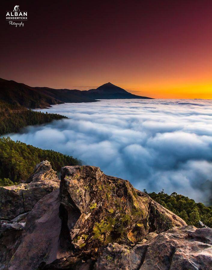 El Teide, Tenerife, Canary Islands (photo by Alban Henderyckx)