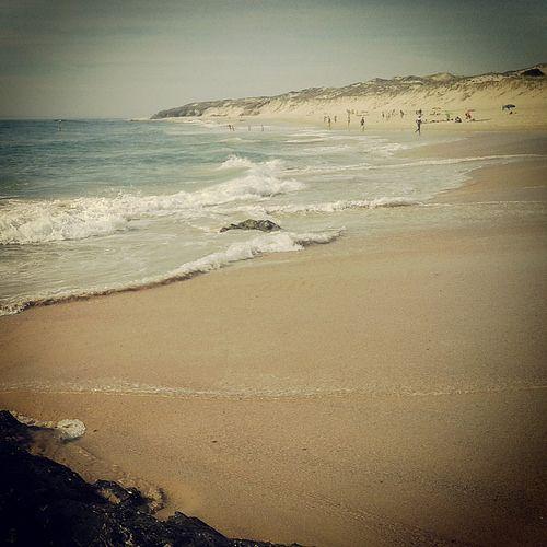 Praia do Malhão. Costa Alentejana. Portugal.