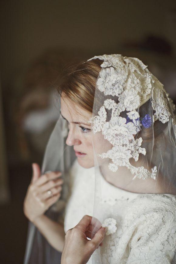As 25 melhores ideias de Vintage wedding veils no ...