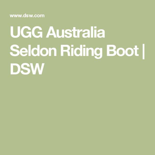 UGG Australia Seldon Riding Boot | DSW