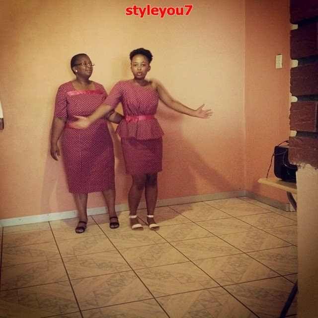 shweshwe dresses 2016 Archives - Page 5 of 14 - style you 7
