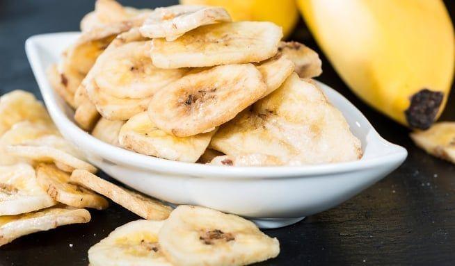 Test: Sušené banány jsou ve skutečnosti smažené - Vitalia.cz
