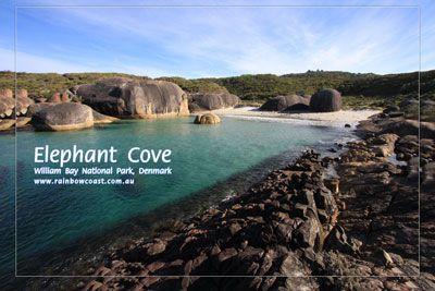 Elephant Cove & Elephant Rocks, William Bay NP