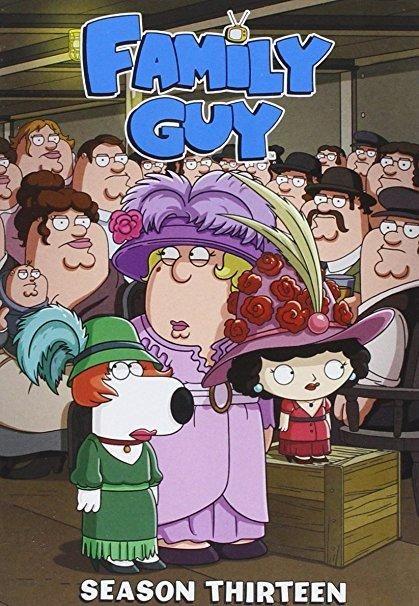 Seth Macfarlane & Peter Shin & Mike Kim-Family Guy Season 1