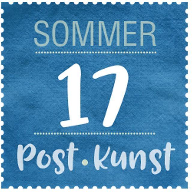 Heute geht es los mit der Sommerpost 2017. Alle Infos auf dem Post-Kunst-Werk-Blog! Meldet euch an!⠀ ⠀ #sommerpost2017 #sonnendruck #mailart #postkunst