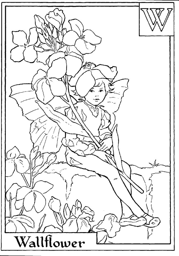 Coloring Pages Of Le Trees : Best 25 fairy coloring pages ideas on pinterest colouring in