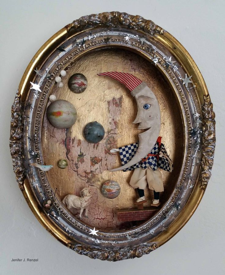 Assemblage: Medium Clown by bugatha1 on DeviantArt                                                                                                                                                      More