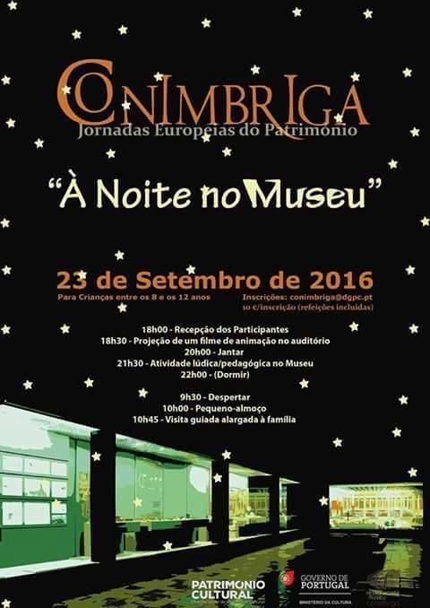À Noite no Museu