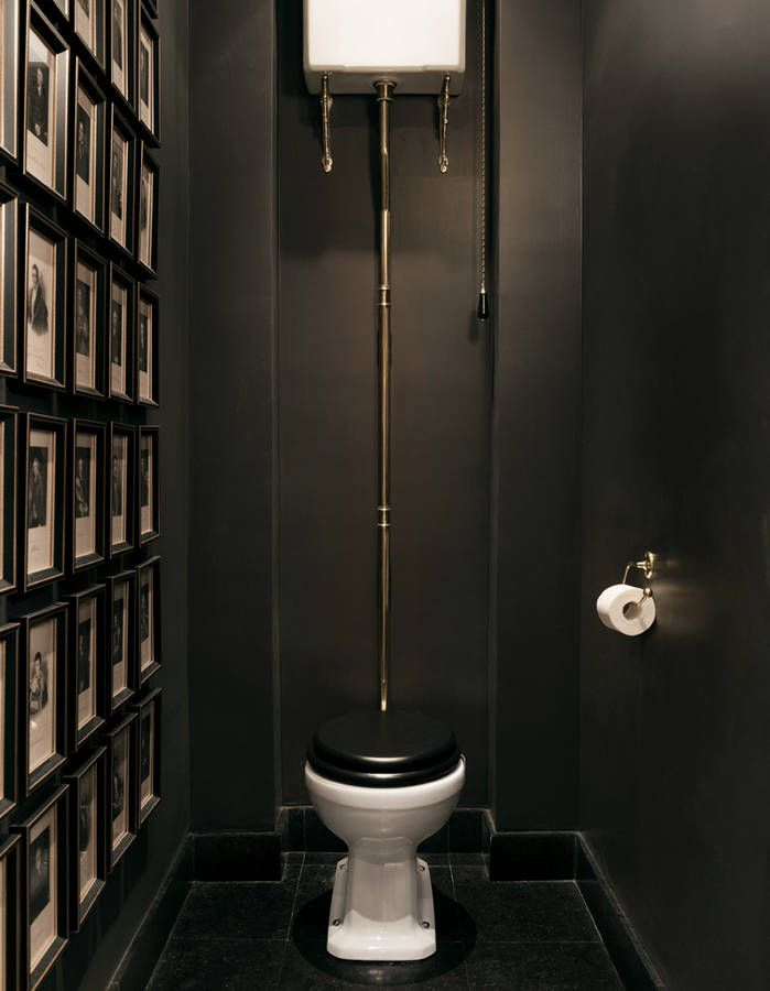 1000 ideas about am nagement wc on pinterest lave main dalle pvc clipsabl - Toilette design deco ...