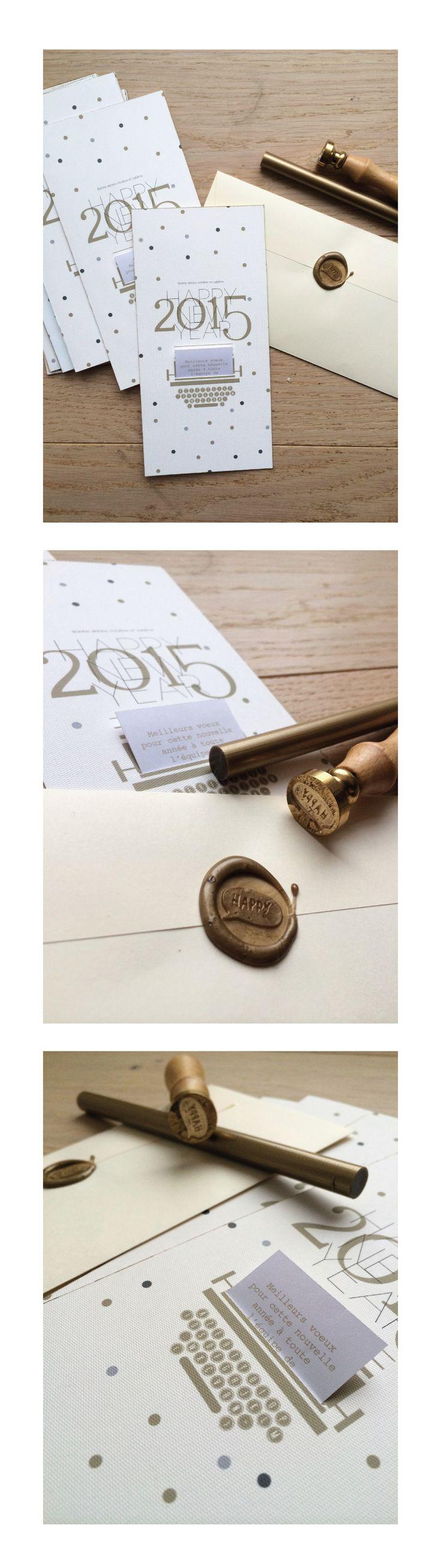 2015 cards - cartes de voeux 2015 -The Superb Agency