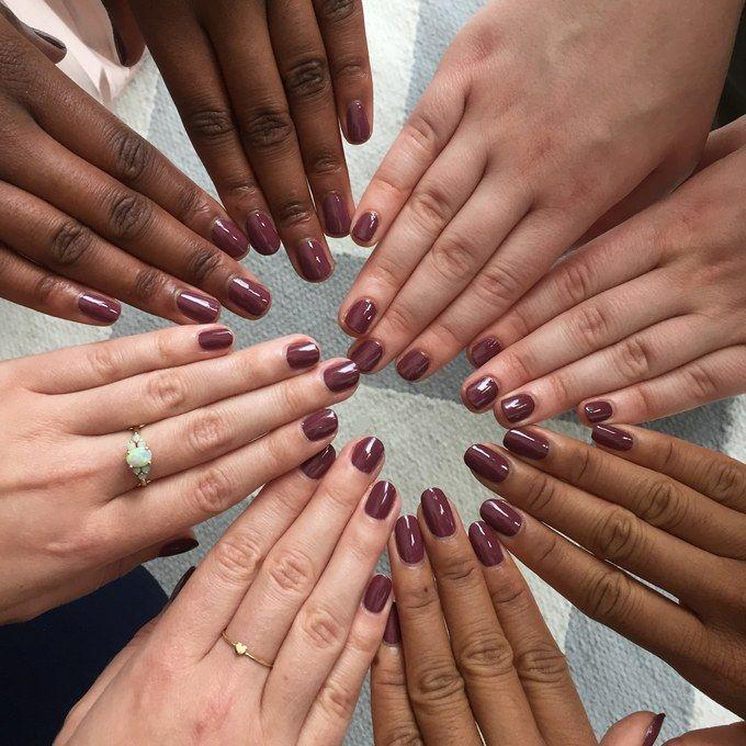 Wie der beliebteste Nagellack auf Pinterest auf 3 verschiedenen Hauttönen aussieht – Nail it!