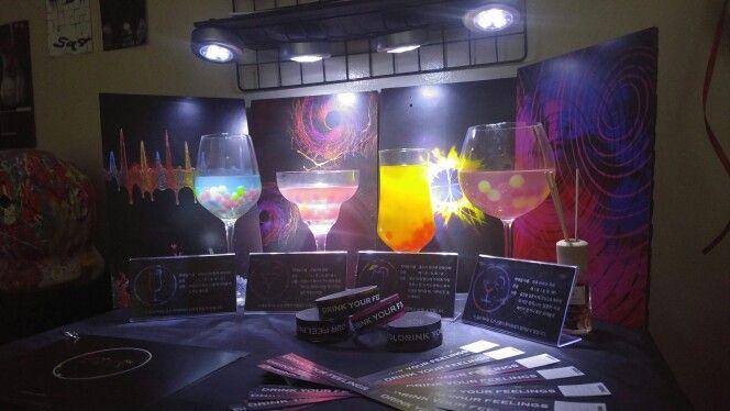 Emotion Cocktail bar