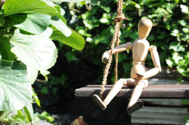 ReNika.cz: I like wooden figurines