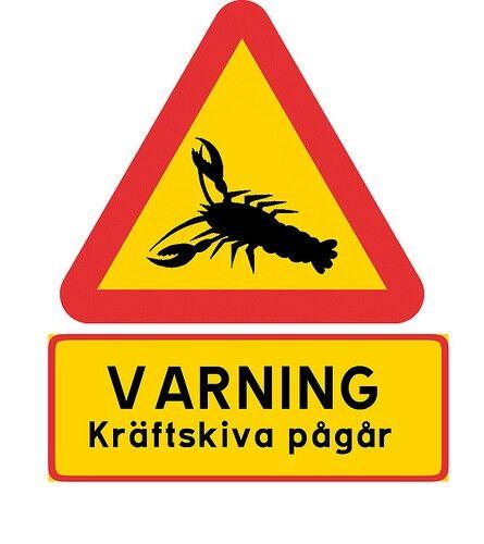 Crayfish party - Rapujuhlat - kräftskiva