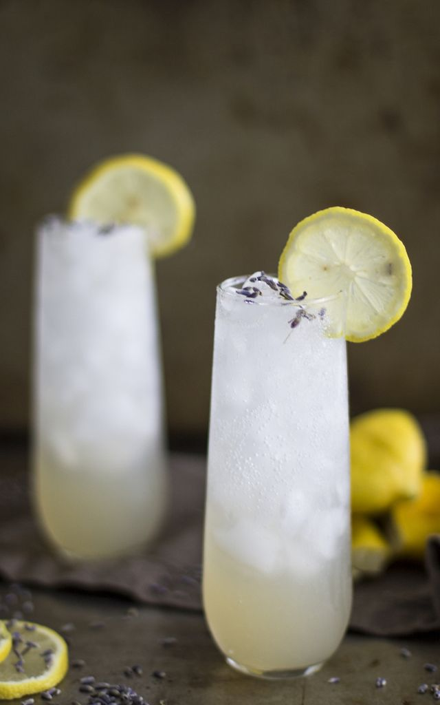Elegant Cocktails with Spritz