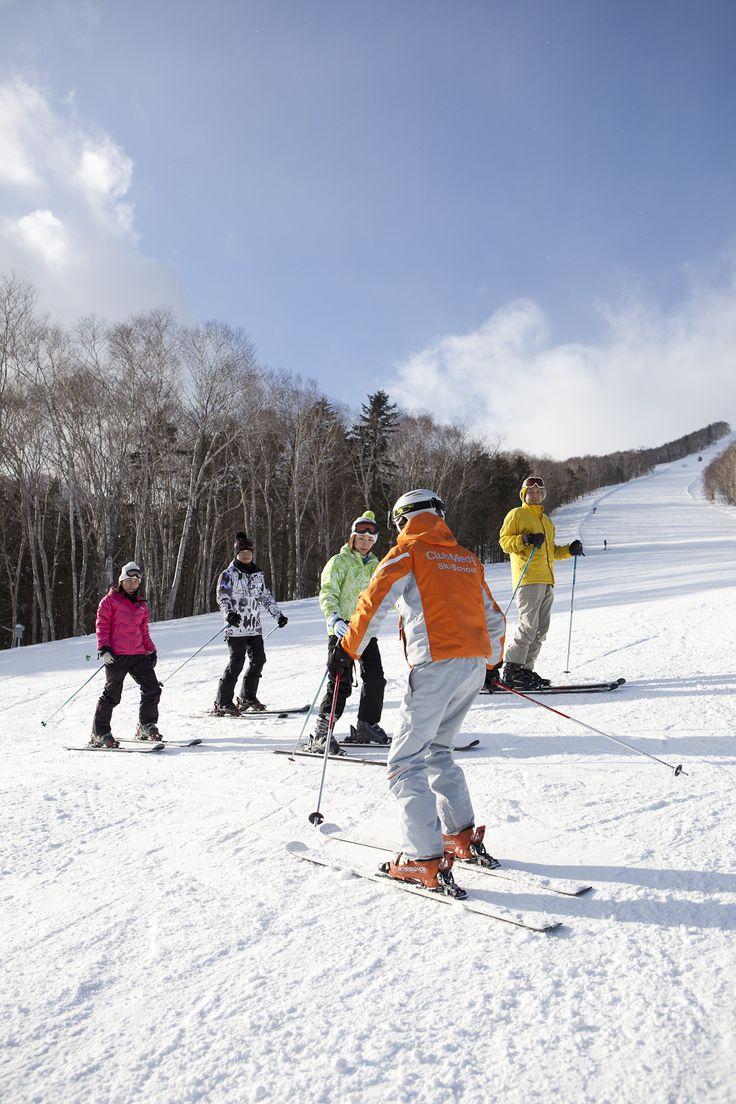 スキーレッスンもオールインクルーシブ クラブメッド北海道 Club Med Hokkaido