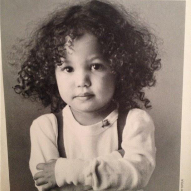 toddler Jurnee Smollett...so cute