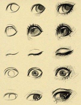 Augen Zeichnen-dekoking.com-1