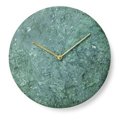 This marble wall clock from Menu would fit perfectly in our holiday home.