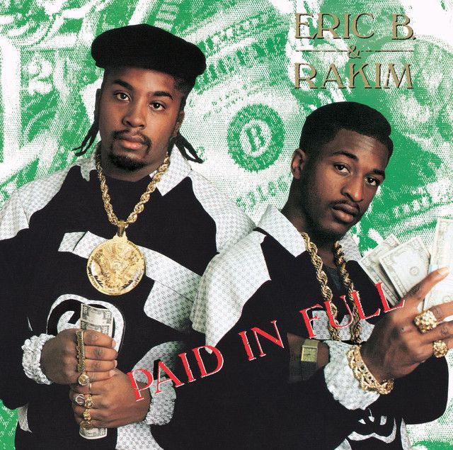 Saved on Spotify: I Ain't No Joke by Eric B. & Rakim