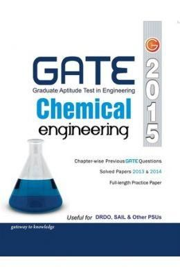 Gate Guide Chemical Engineering 2015 Includes Chapter-Wise Previous GATE Questions and Solved Papers 2013-14 (Paper Back)