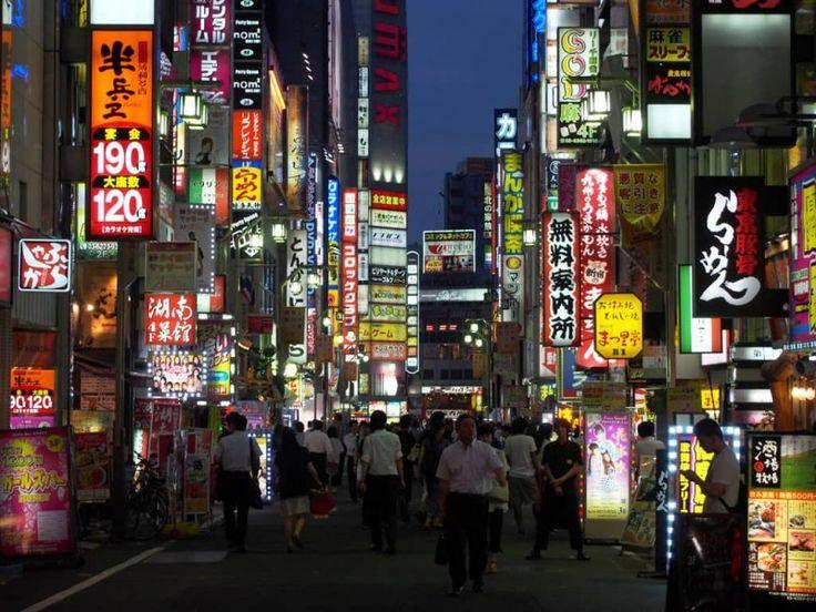 아시아 최대급의 환락가, 신쥬쿠 「가부키쵸」에서 즐기는 법 > 취업후기   알바인재팬 - 일본취업 전문 커뮤니티