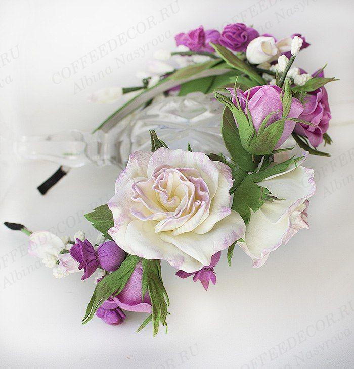 Любят женщины цветочки  ими можно украсить и себя любимую, и оживить интерьер. Мои новые работы из фоамирана — ободок и фоторамка. Сделаны на заказ.     TweetПоделиться