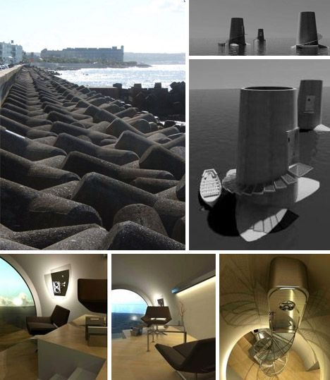 Hurricane Proof Dome Home: 1000+ Images About Doomsday Bunkers On Pinterest