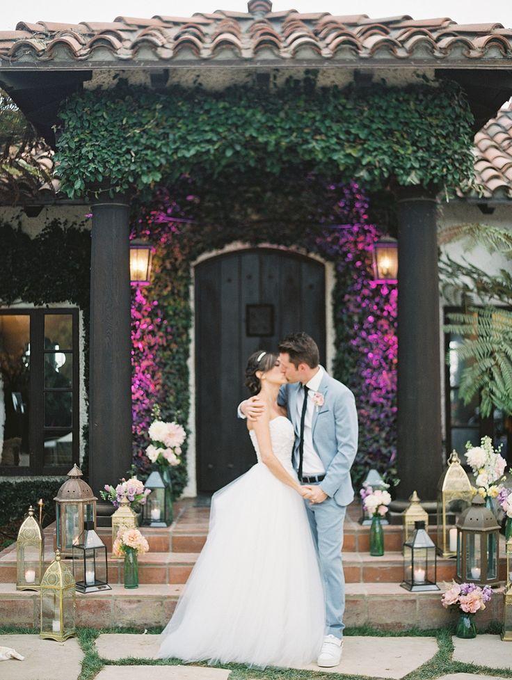 wedding locations north california%0A Colleen Ballinger and Joshua Evans  Santa Barbara California Wedding