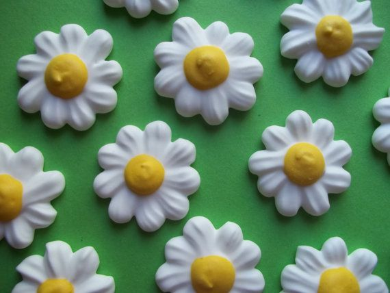 how to make edible flowers with icing sugar