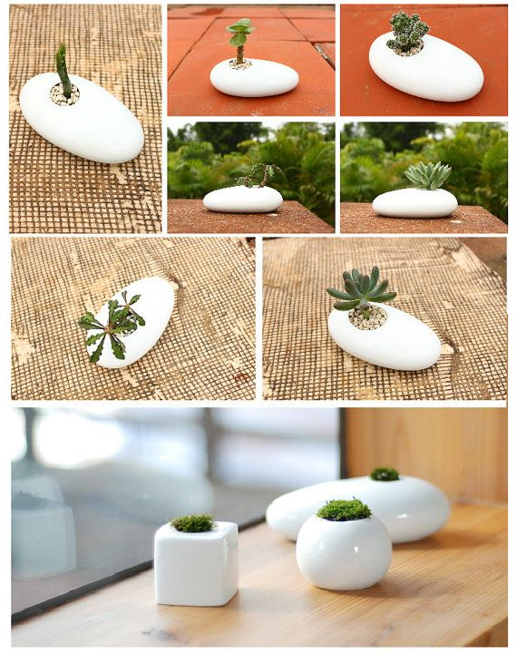 Gorgeous Japanese Ceramic Egg Shape Little by Tranquilloooo, $17.00