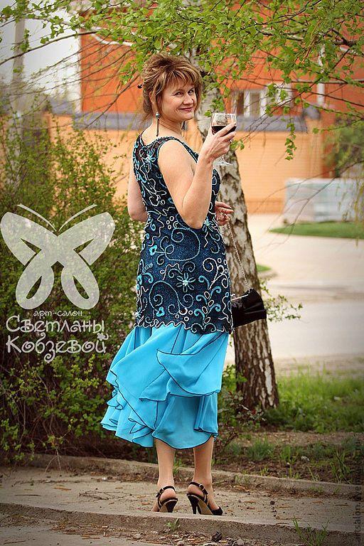Купить или заказать Платье 'Шарман' в интернет-магазине на Ярмарке Мастеров. Невероятно тонкая и изысканная модель этого платья выполнена в живописной технике ирландского кружева. Такое платье - это мечта для самой взыскательной модницы. Женственное и утонченное, полное романтизма и загадочности - вот что что несет в себе эта работа .