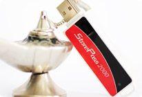USB Token StorePass de la Feitian este un dispozitiv criptografic hibrid. Tokenul combina o memorie Flash cu tehnologia PKI. Smartcard-ul incorporat ofera protectie solida pentru credentialele utilizatorului (parole) si o unitate flash pentru stocarea diferitelor programe si fisiere.