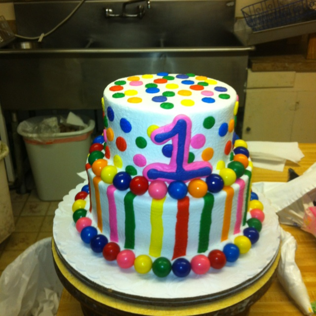 195 Best Images About Cakes - Gumball/Machine On Pinterest