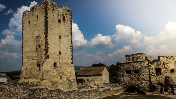Beautiful Hungary: Castle of Nagyvázsony