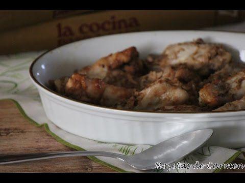 @rezetasdecarmen para #RecetarioMañoso Pollo con salsa de soja  y sésamo en bolsa de hornear.