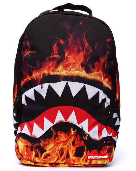 Рюкзак sprayground hades fire wings школьные сумки и рюкзаки для подростков запорожье