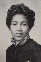Tina Turner, born Ann Bullock (November 26, 1939) - click to view her 1958 Sumner High School