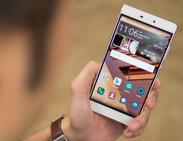 Huawei P9 Cutting edge