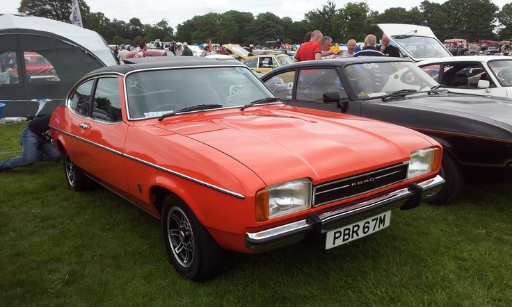 Ford Capri MK2 Ghia