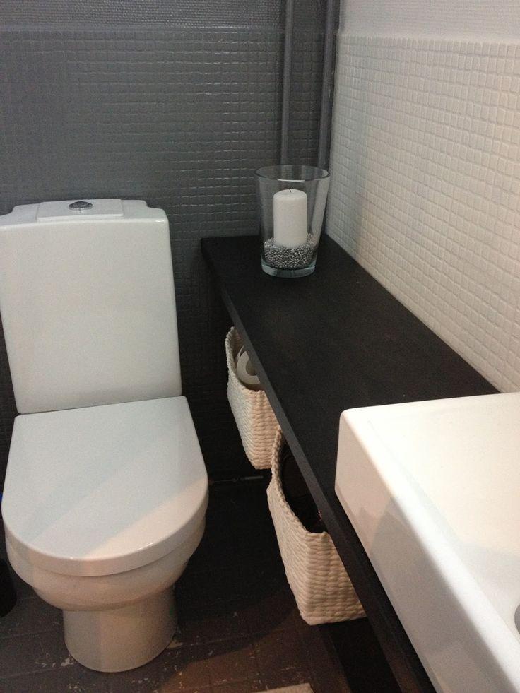 Ruvella: Pikku wc:n muutos