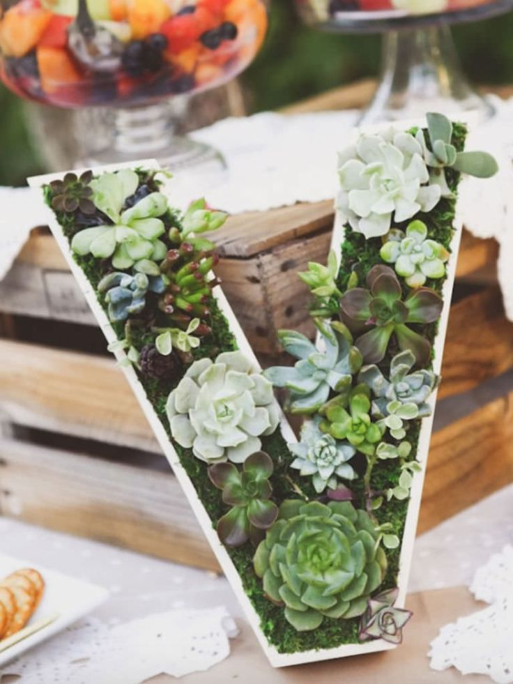 make your own wedding flower centerpieces%0A    Wedding Succulents That Will Make You Forget About All Other Flowers   See more at